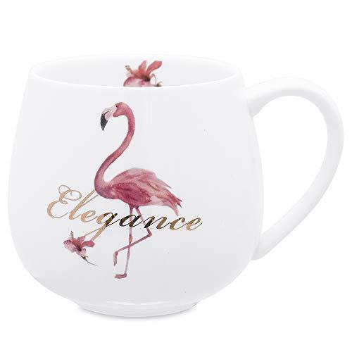 LanHong 11 oz Animal Mug Ceramic Coffee Tea Cup Animal Coffee Mug Cute Animal Cup Gift for Friend Colleague Dad Mom (Coffee Cups Animal)