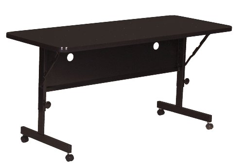 Correll FT2460-07 Deluxe Flip Top Table, 24