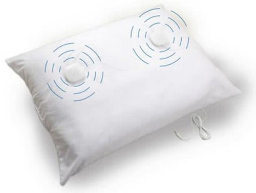 Headwaters, Inc. – Sound Oasis Sleep Therapy Pillow W/ Volume Control, 1 pillow