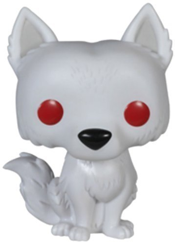 Funko POP! Game of Thrones Ghost Ghost Ghost Vinyl Figure by Funko TOY by Funko 7d34a9