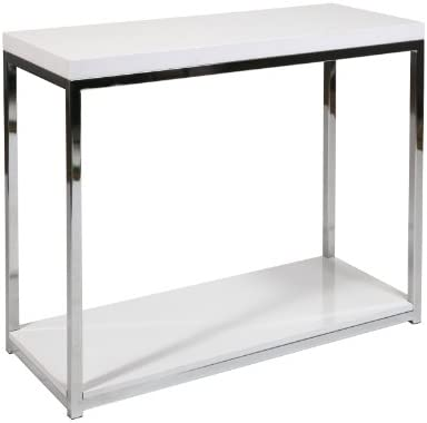 OSP Home Furnishings Wall Street Foyer Table - the best living room table for the money