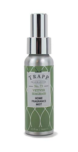 Trapp Home Fragrance Mist - No. 73 Vetiver Seagrass, 2.5 oz