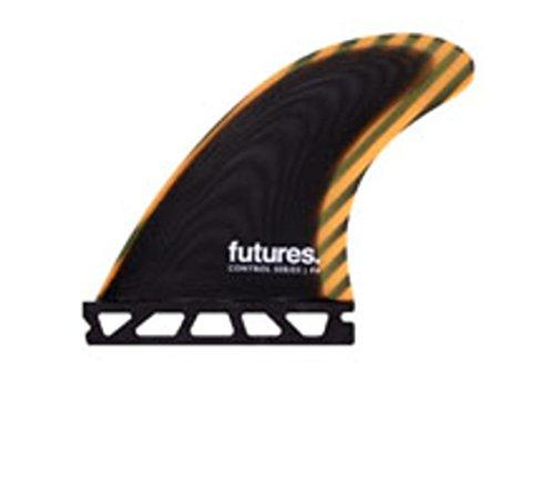Futures F4 Control Series Thruster Tri-Fin Set - Small - (Thruster Control)
