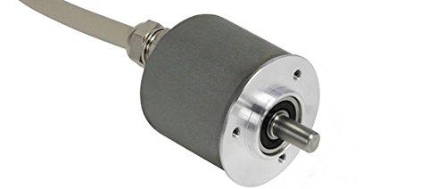 POSITAL IXARC UCD-IPH00-XXXXX-02M0-CAW Incremental Rotary Encoder