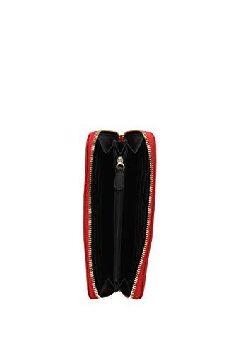 Rot Portafogli Donna Poliuretano Rot Moschino Love jc5573pp06ka0500 HgwfqZvx