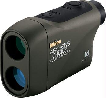 Nikon Archers Choice Laser Rangefinder w/APG Camo case from Nikon