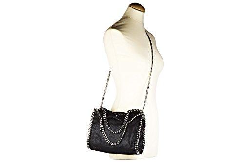 Stella Mccartney borsa donna a mano shopping nuova originale mini falabella shag