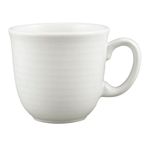 Pearl 12 Ounce Mug (Dudson 4EVP090R Evo-Vit Pearl 12 Oz. Mug - 18 / CS)