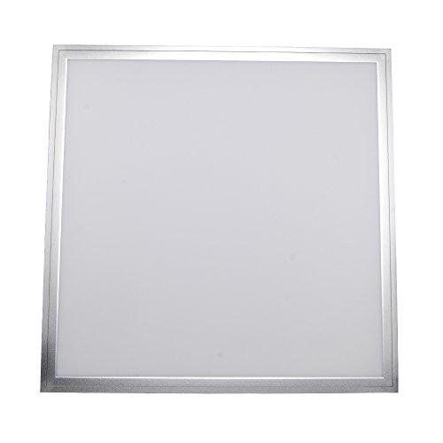 (Excellent 36W LED Panel Light Lamp Bulb 180 SMD2835 Voltage 85-265V Luminous Flux 2500LM Day White 60*60CM)