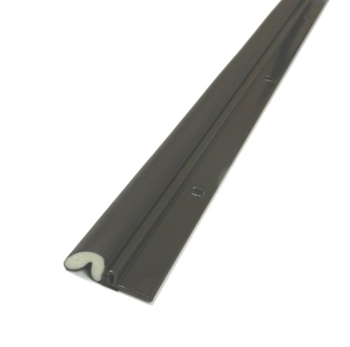 (AM Conservation Group, Inc. KC600-B Simply Conserve Brown 84-Inch Door Weatherstrip)