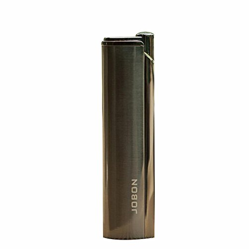 Price comparison product image Ajustbale Straight Flame Butane Spray Lighter Torch Refillable Cigar Tobacco Jet Torch,Black Nickle
