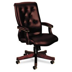 HON 6540 Series Executive High-Back Knee Tilt Chair