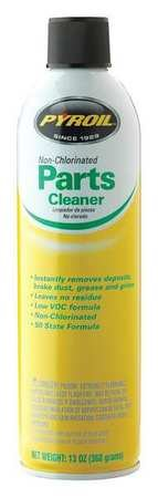 PYROIL Brake Parts Cleaner 13 Oz Can