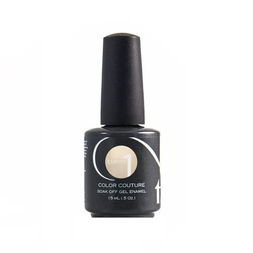 トースト放散する正気Entity One Color Couture Gel Polish - Soft Lines - 0.5oz / 15ml
