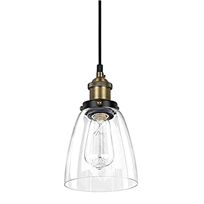 DAKYUE Glass Pendant Lighting