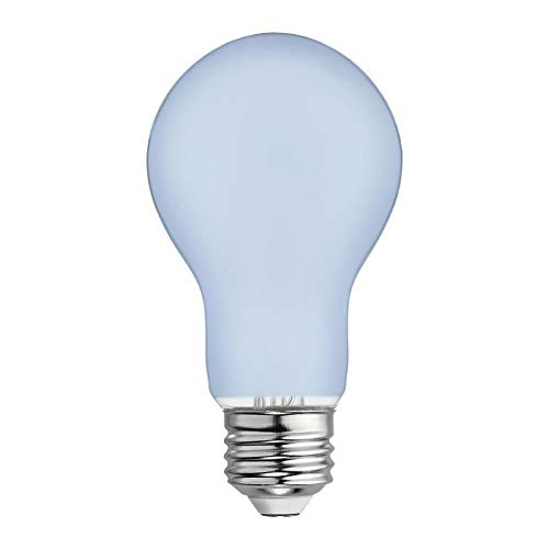 - GE Reveal 8-Pack 60 W Equivalent Dimmable Color-Enhancing 2850K Warm White A19 LED Light Fixture Light Bulbs Fixture