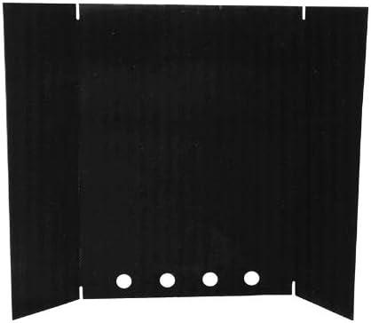 Drolet Heat Shield 42 H Black Fl122 Ac05555 Wood Stove Heat Shield Garden Outdoor