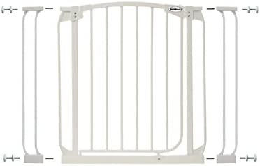 Bindaboo White Gate Extensions
