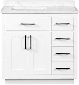 Ove Decors 36 in. Single Undermount Sink Bathroom Vanity