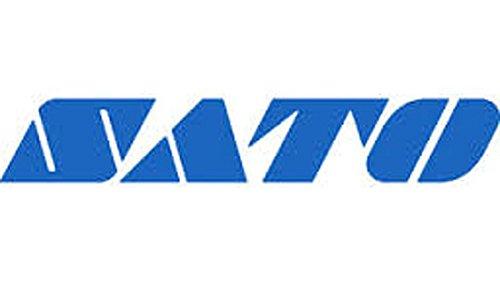 SATO America 12S000160 GEN PURPOSE WAX RIBBON-INDUST375X134524 ROLLS PER CASE