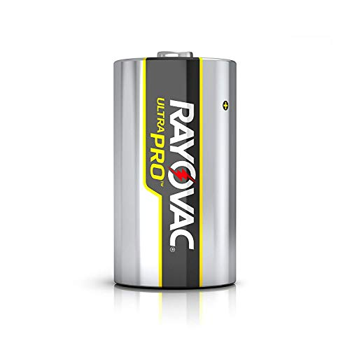 Rayovac D Batteries, Ultra Pro Alkaline D Cell Batteries (28 Battery Count) + Free Gift - Productivity Planner - Attain Your Dreams! (28 Count) by Rayovac (Image #7)
