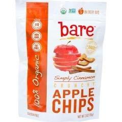 Organic Simply Cinnamon Apple Chips (12-3 OZ) Organic Simply Cinnamon Apple Chips