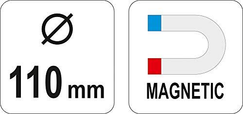 YATO YT-08295 piezas magn/éticas bandeja de 10cm