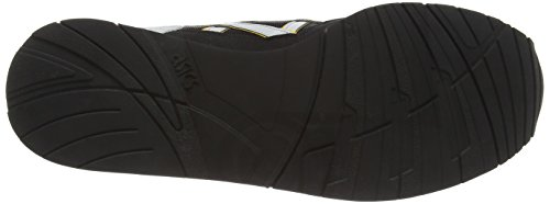 Nero black Asics Grey Scarpe Gel Unisex 9010 atlanis Sportive Taglia soft x7RYw7qg