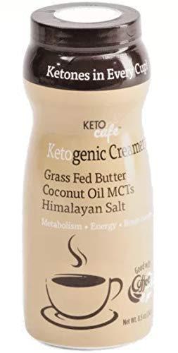 Keto Cafe Ketogenic Creamer - Creamer Cafe