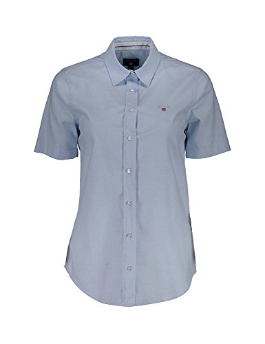 Shirt Gant 455 Light Blue Women's Cafnx17