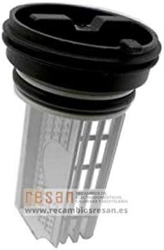 Fagor - Filtro bomba lavadora Fagor 2F3611 cesto + tapa ne: Amazon.es: Grandes electrodomésticos