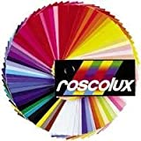 """Rosco Roscolux Swatch Book, Small Sampler of Almost Every Filter - Size: 3x6"""""""