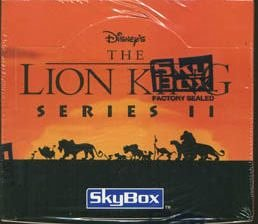 0bdcd4f2e95 Image Unavailable. Image not available for. Color  The Lion King 2 Trading  Cards ...