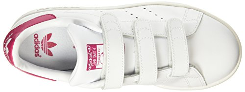 CF Footwear 0 Bold White Stan Footwear Blanc Pink Sneakers Enfant Blanc Smith adidas Mixte White Basses zEqgxUS