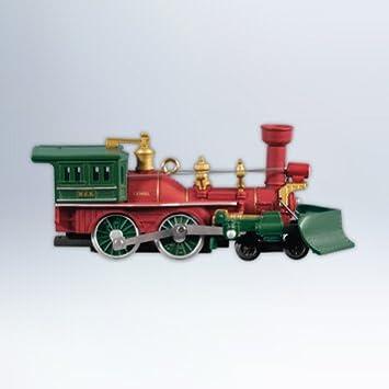 3  of Hallmark Lionel Nutcracker Route Locomotive,Baggage coach Tender
