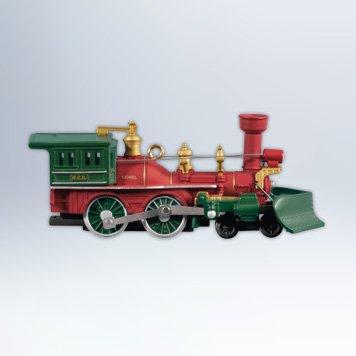 Hallmark Keepsake Ornament Nutcracker Route Train Lionel 17th in Series 2012