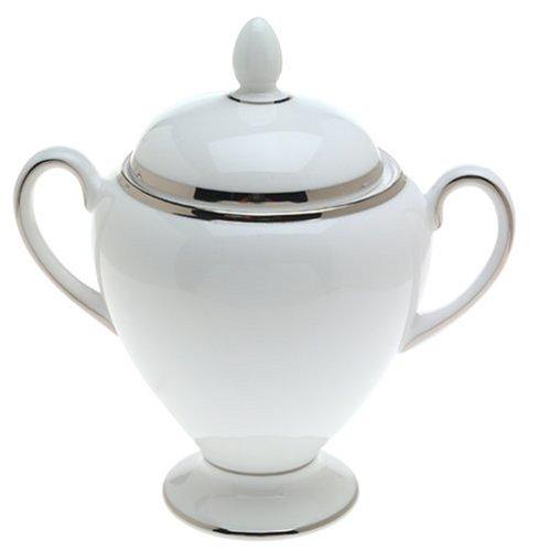Wedgwood Sterling Bone China Sugar Bowl