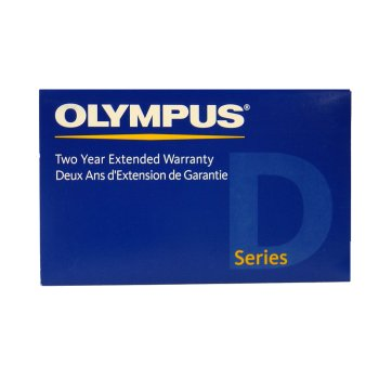 olympus extended warranty - 4