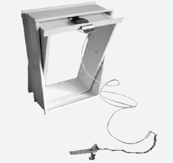 mm :190x190 Gr/ö/ße wei/ß Glasbaustein-Fenster 8cm Domodul /® L/üftungsfl/ügel Glasbausteine Zugvorrichtung