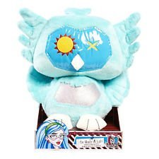 Monster High Med Plush Toy Sir Hoots a Lot