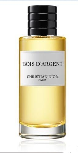 ier Parfumeur Bois D'Argent Dior 125ml 4.25 oz Sealed (Argent Collection)