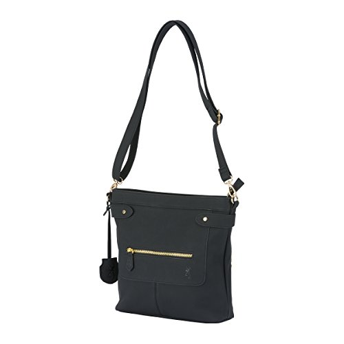 Faux Purse Concealed Catrina Black Leather Alexandria Browning Available Grey Black Carry Premium Large and Brown in qfTXw