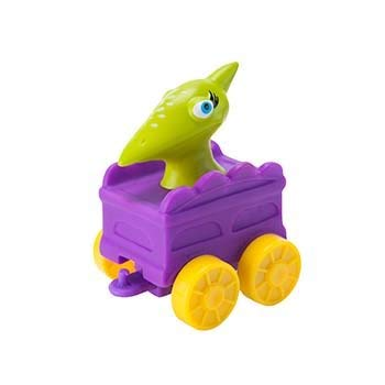 From the Hit PBS TV Series - Dinosaur Train Mini Car (Tiny)]()