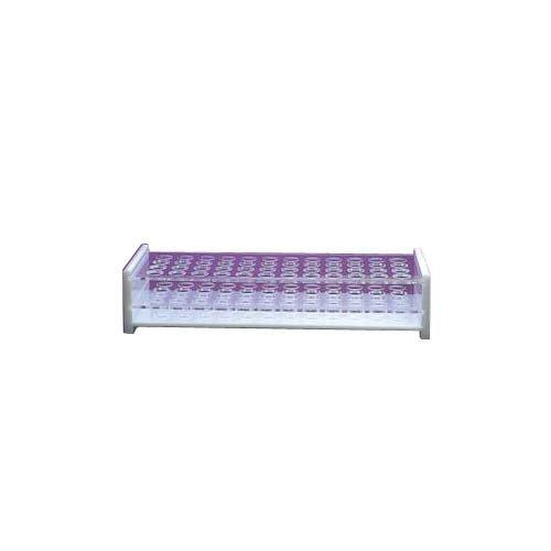 Dynalon 159505-03 Acrylic Tube Rack for 13 mm Tubes 20 Place THOQD 1210J88EA
