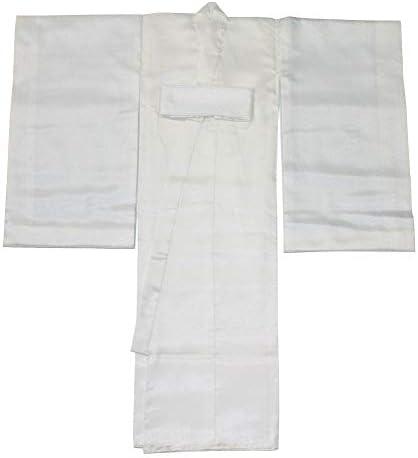 産着用 長襦袢 男の子 男児 白 紗綾形 柄 襦袢