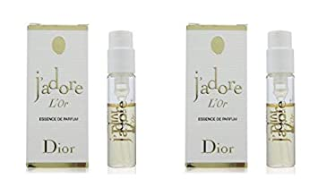 Amazoncom Lot Of 2 Sample Jadore Lor Essence De Parfum 15ml By