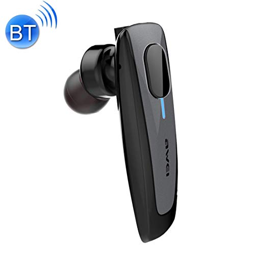 (Universal Bluetooth Wireless Headset, N3 Business Style Wireless Smart Headset Bluetooth Stereo in-Ear Earphone with Mic, for iPhone, Samsung, Hu, Xiaomi, HTC and Other Smartphones (Grey) )