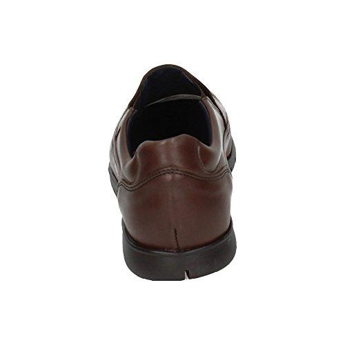 Chaussures Marron ville pour homme lacets à de RIVERTY A1WqcTfA