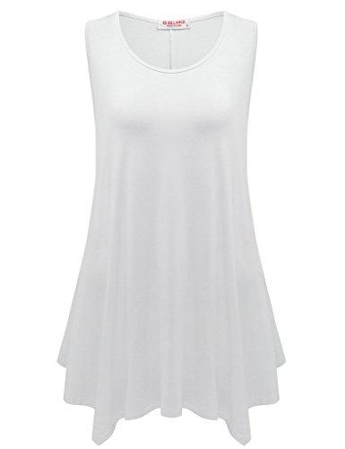 White 3x T-shirt - 6