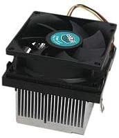 Cooler Master CP5-8J52F -99 Ventilador CPU para Socket A 54,6 m³ ...